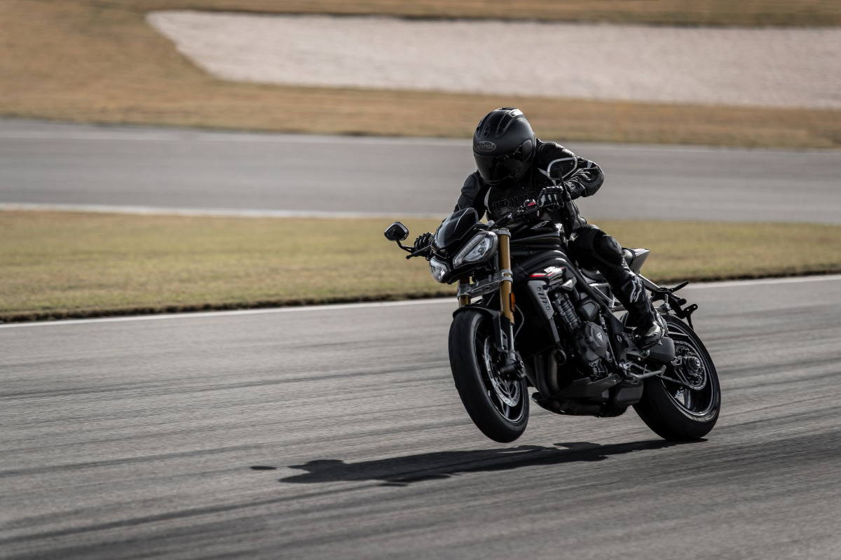 Speed Triple 1200 RS